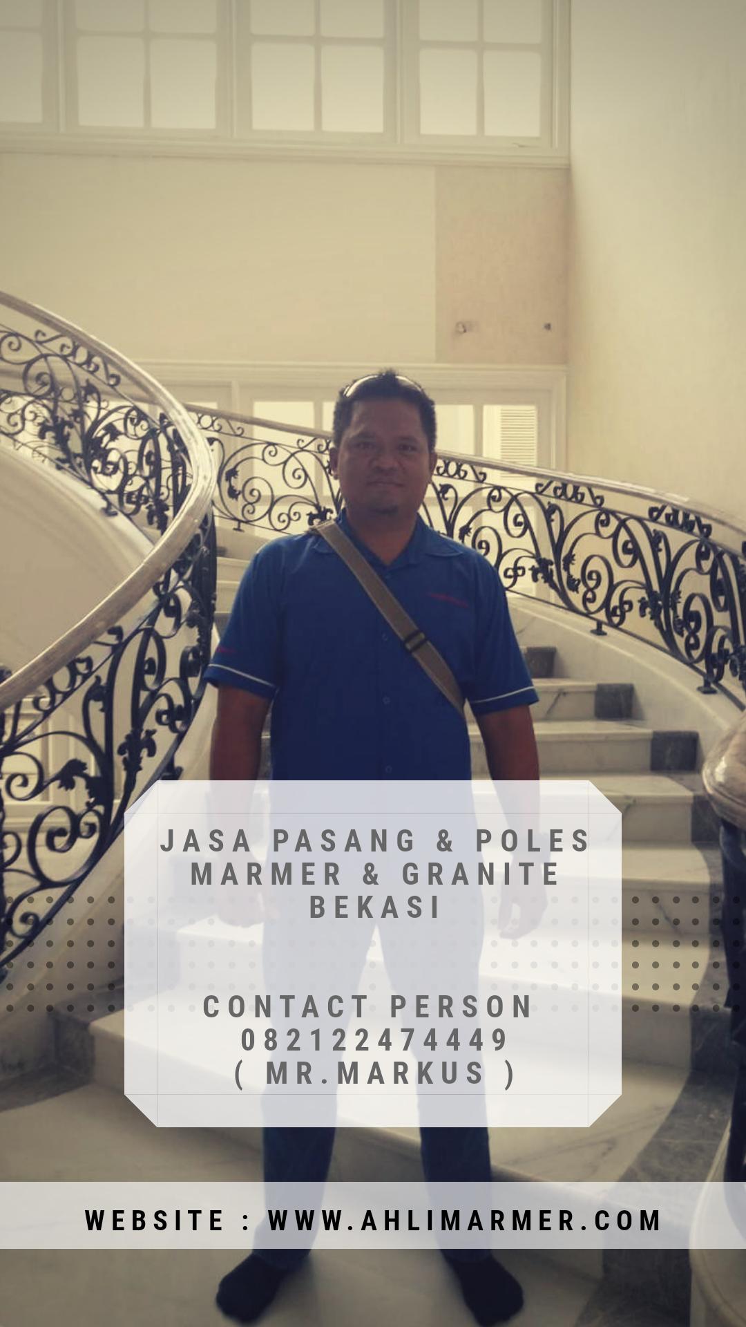 Jasa Pasang Poles Granit di Bogor